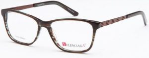 VELENCIAGA VC15420 BROWN/EMERALD